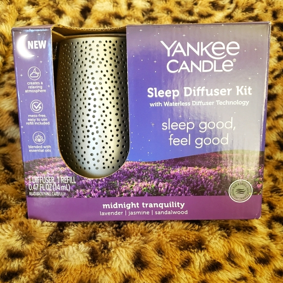 Yankee Candle Oil Diffuser Kit. Brand new!